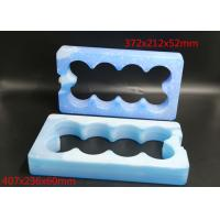 Wholesale Plastic Material Special Shape Custom Gel Ice Cooler Bricks For Beverage Cold from china suppliers