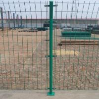 2014 hot sale fence with double wire edges(factory price)