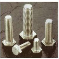 Wholesale A2 / A4 304 316 Stainless Steel Hex Bolts / Threaded Rod for industrial machine parts from china suppliers