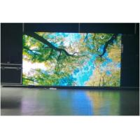 Wholesale Ultra Slim Waterproof Led Screen Flexible 6000cd Per Square Meter , 1000hz Refresh Rate from china suppliers