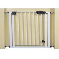 Wholesale Custom Extra Wide White Kids Safety Gate For Babies, 75 * 85cm from china suppliers