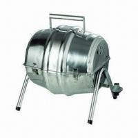 Wholesale Beer Keg Grill Smoker BBQ for Sale, Easy to be Cleaned and Assembled from china suppliers