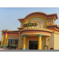 Wholesale Customized Theme Park Projects , Water Park Construction With Fiberglass Material from china suppliers