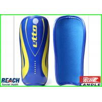 Quality Promotional Softable PP Sports Field Hockey Shinguards Shin Guards for sale
