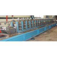 PLC Control Dual Level Roll Forming Machine With Manual / Automatic Decoiler