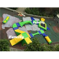 Wholesale Customized PVC Tarpaulin Inflatable Amusement Park For Water Sport Games from china suppliers