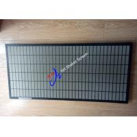 Wholesale Plastic Material Mongoose Shaker Screen , Oil Filter / Oil Vibrating Sieve Mesh from china suppliers