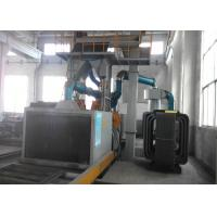Wholesale Roller Pass Blast Cleaning Equipment / Through Type Shot Blasting Machine from china suppliers