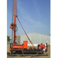 Wholesale 16.5m Assistant Tower Jet Grouting Drilling Rig With Crawler Mounted from china suppliers