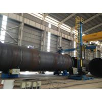 Wholesale High Speed Wind Tower Production Line TIG MIG Welding Manipulator from china suppliers