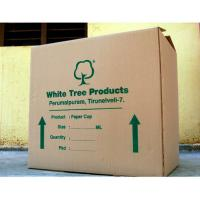 Wholesale Brown Printed Corrugated Boxes , Corrugated Storage Boxes Kraft Paper from china suppliers