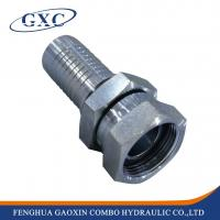 Wholesale 22611d Bsp Female Thread 45# Carbon Steel Hydraulic Hose Fitting from china suppliers
