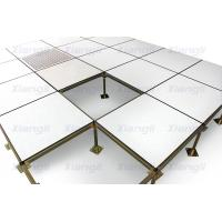 Wholesale Access Raised Floor Construction Raised Computer Flooring Flame Retardant from china suppliers