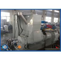 Buy cheap 380V Double-screw Plastic Granulator / WPC PVC Granulating Machine from wholesalers