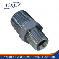 Wholesale 1NT Factory Price Carbon steel NPT Male/BSPT Male Adapter Fitting from china suppliers