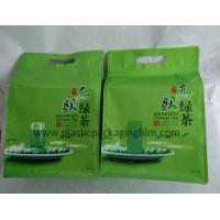 Wholesale Moisture Proof 8 Side Sealed Green Tea Individually Packaged Tea Bags With Zipper from china suppliers