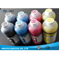 Wholesale Roland RE640 VS640i Printer Solvent Ink , Premium Dx7 Printhead Solvent Printing Ink from china suppliers
