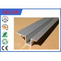 Wholesale Elevator / Car Aluminum Door Threshold Extension , Aluminium Sliding Door Tracks from china suppliers