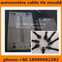 Wholesale mould for nylon automotive auto car zip cable ties from china suppliers