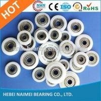 Wholesale Performance plastic bearings used in door roller 608 626 shower door roller bearing from china suppliers