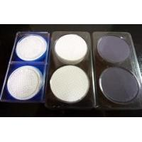 Wholesale Thin Texture Teflon Mesh Filter , MCE Membrane Filter 0.22 Micron Filter Sterilization from china suppliers