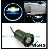 Wholesale New Super small 4th generation New 7W Car Led Door Welcome Laser Lights Projector from china suppliers