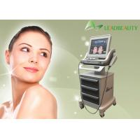 Wholesale Portable Beauty Machine Hifu Face Lift For Skin Rejuvenation 1.5MM / 3.0MM / 4.5MM  Focal Depth from china suppliers