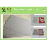 Quality Wood Pulp White Coated Grey Back Duplex Board For Packing 230gsm - 450gsm for sale