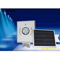 Wholesale 8 Watts Solar Power Motion Sensor Street Lights IP65 CE ROHS IES 3 Years Warranty from china suppliers
