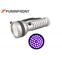 Wholesale Pet Urine Detector Black Light Flashlight 410NM , High Power Uv Led Flashlight 395NM from china suppliers