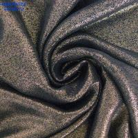 Wholesale F5308-TJ lady fashion polyester chiffon gold pressed finihsing from china suppliers