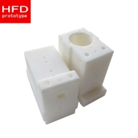 Buy cheap POM CNC Plastic Prototype Machining from wholesalers