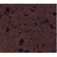 Wholesale Dark Crystal Purple Polished artificial quartz stone countertops / slab / tiles from china suppliers
