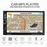 Wholesale Ouchuangbo car mp5 with gps audio stereo support mirror link BT AUX usb SD from china suppliers