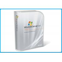 Wholesale Microsoft Windows sever 2008 Softwares , Win Server 2008 Standard Retail Pack 5 Clients from china suppliers