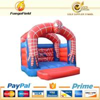 Wholesale Carton Inflatable Bounce Houses Waterproof  With CE Certification from china suppliers
