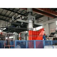 Quality SIEMENS Motor Driven Plastic Blow Moulding Machine For Water Tanks SRB120Z for sale