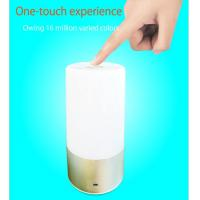Quality USB Chargeable  bluetooth control portable smart led light for sale
