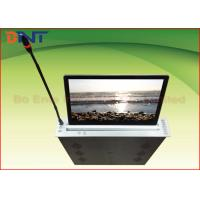 Quality Conference Microphone LCD Monitor Lift with 18.5 Inch Ultra thin Screen for Audio System for sale