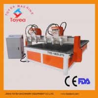 Wholesale Multi-heads Wooden ship cnc molding machine TYE-1820-2T3 from china suppliers