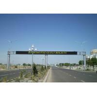 Wholesale Roadside LED Traffic Display Signs Board Fix LED Screen IP65 Outdoor from china suppliers