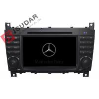 Wholesale C Class W203 Mercedes Benz Car DVD Player Support Google Maps Online Navigating from china suppliers