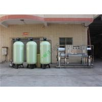 Wholesale ISO Saltwater To Drinking Water Machine , Sea Water Purification For Drinking from china suppliers