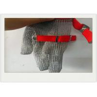 Wholesale Cut Resistant 304 316 Stainless Steel Gloves For Meat Process And Butcher from china suppliers