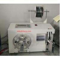 Wholesale wire coil winding machine/automatic cable wire twist tie machine from china suppliers
