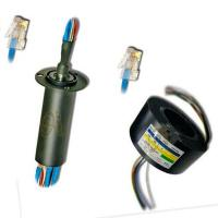 Wholesale Low Wear Fiber Brush Contacts Ethernet Slip Ring For Engineering Machinary from china suppliers