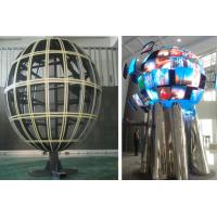 Wholesale Sphere LED Display With 360 Degree / Waterproof LED Ball Full Color For Hotel , Stage from china suppliers
