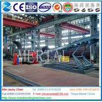 Wholesale Promotion! Mclw12xnc  Large Hydraulic CNC Four Roller Plate Bending/Rolling Machine from china suppliers