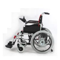 Quality 24V 20Ah Disabled Outdoor Power Wheelchair Equipment 1090X685X930 mm for sale