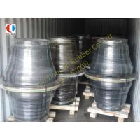 Wholesale 700H Rubber Super Cone Fender For Large Vessel , Deflection 72% from china suppliers